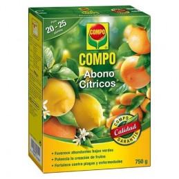 ABONO CITRICOS CAJA 750GR...