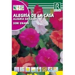 ALEGRIA DE LA CASA