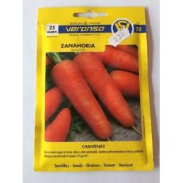 ZANAHORIA CHANTENAY 25G